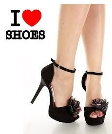I <3 shoes and I love working at Deb Shops