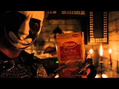 Vegan Black Metal Chef Episode 14 - Green Bean Holocaust    \m/