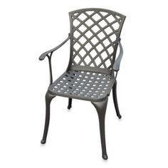 Crosley Sedona High-Back Arm Chairs in Black (Set of 2) - BedBathandBeyond.com