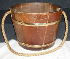 Gold Rings Bucket