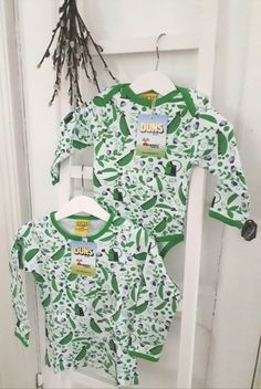 Solbacka Stil: ekologiska barnkläder från Duns Velvet