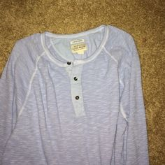 Lucky brand thermal shirt Very good condition Lucky Brand Tops Tees - Long Sleeve