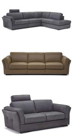 Silvano to nowoczesna sofa o fantastycznych prostokątnych kształtach i doskonałych proporcjach. Potrzebujesz klasycznej, nowoczesnej lub różnorodnej kombinacji, modelu stacjonarnego lub przesuwnego - mamy wspaniałą sofę do Twojego pokoju. #furniture #interiordesign #sofa #natuzzi #home #meble #kanapy #armchair #sofas #cornersofa Modern Sofa, Sofas, Couch, Living Room, Furniture, Home Decor, Modern Couch, Couches, Settee