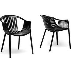 Charmant Outdoor Stacking Armchair   Google Search Plastic Dining Chairs, Black  Dining Chairs, Dining Chair