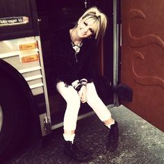 R5 - Rydel Lynch omg I love her so much I wish I was her she is amazing