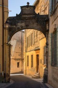 Arles, France. Have wanted to follow in Van Gogh's footsteps. That adventure wouldn't be complete without a trip to Arles.