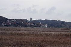 'Cley Marshses Nature Reserve, Norfolk, England'