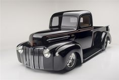 1947 FORD CUSTOM PICKUP: Known as Henry's Nightmare; (as in Henry Ford), this 47 Ford pickup was professionally built by Tempe, AZ's Bob Harrell at Harrell's Hot Rod Garage. Comple...