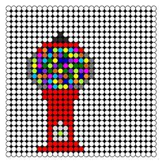 Minecraft Helmet And Chestplate Perler Bead Pattern / Bead Sprite Fuse Bead Patterns, Kandi Patterns, Perler Patterns, Beading Patterns, Cross Stitch Patterns, Perler Bead Designs, Perler Bead Art, Pokemon Perler Beads, Owl Perler