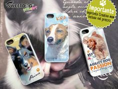 cover iPhone personalizzata con il tuo cane | personalized iPhone covers with your pet