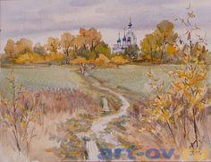 Тропа к храму  -   А. Овчинников