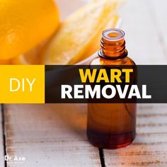 DIY wart removal - Dr. Axe