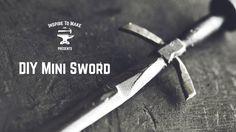 DIY Mini Sword