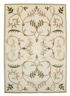 Romantic matta R-m00080 240x170 från Indien - Köp dina mattor hos CarpetVista