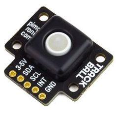 A tiny, RGBW-illuminated, clickable Trackball Breakout that's perfect for adding navigation or control to your Raspberry Pi or Arduino projects. You can also use it with the trackball facing downwards, like a traditional mouse. Arcade, Arduino Uno, Hall Effect, Unicorn Hat, Hobby Electronics, Audio, Matrix, Arduino Projects, Plastic Molds
