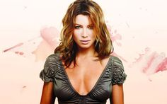Fonds d'écran Célébrités Femme > Fonds d'écran Jessica Biel Wallpaper N°324877 par soleildhivers - Hebus.com