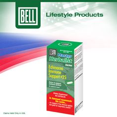 With winter on the way we are all more susceptible to colds and flus. Keep your immune system at its best and ready to fight off infection and illness with Bell Echinacea Immune Support! Learn more about Bell Echinacea Immune Support on our website today. http://www.belllifestyleproducts.com/25-echinaceapowerfulimmune.htm