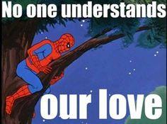 60's Spiderman Meme... for @Julia Waszak