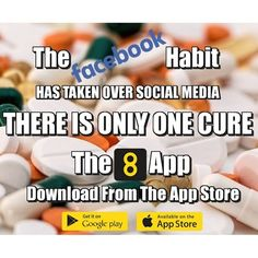 The #Facebook Habit has taken over #SocialMedia - Here is how you cure it http://infobunny.com/facebook-habit #the8app #marketing #branding #socialnetworking