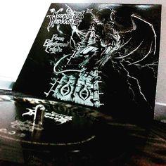 Morpheus Descends - From Blackened Crypts #morpheusdescends #us #middletown #newyork #deathmetal #oldschooldeathmetal #vinyl #record #darkdescentrecords #metalvinyl #extrememetalvinyl #vinylcollection  #recordcollectors #vinylpossessed  #vinyladdict #vinylporn #instagram  #insta #instapic #instametal #instavinyl #nowplaying #nowspinning by thee_venomentiarecords
