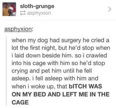 """At first, I was like, """"Aww,"""" then I was laughing so hard"""