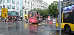 Vorsicht Buswechsel