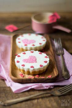 Ina Is(s)t: Törtchen mit Herz: Joghurt-Tartelettes zum Muttertag /// Tart with Heart: Yogurt Tartlets For Mother's Day