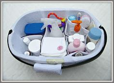 Creative organization solutions for moms