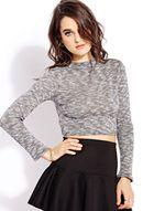 Modernist Marled Sweater
