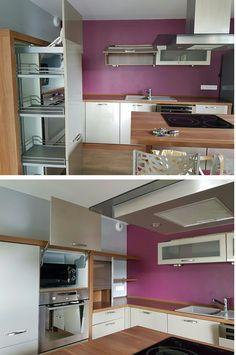 Nice kitchen design (divonne, France)