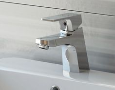 CONCEPT SQUARE BASIN MIXER