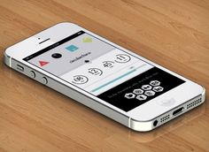 20 Free and Very Realistic iPhone 5 Mockups To Showcase Your iOS Apps