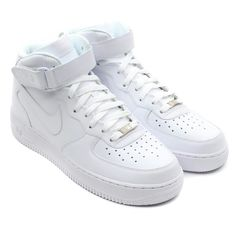 check out 03158 34ca9 air force one white mid