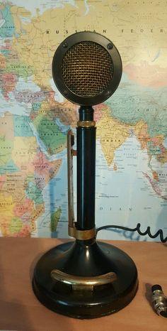 astatic night eagle microphone cb radio