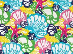 Learn How to Paint this Lilly Print