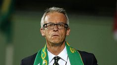 "Whether he just happened to be in the right place at the right time, or he's just a good ""professional sports administrator"" David Gallop has been re-signed by Frank Lowy as FFA CEO until after the 2018 World Cup. 12.02.15"