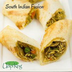 #food #dosa #fusion
