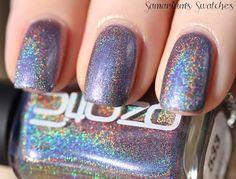 Holographic Nail polish :)