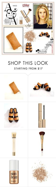 """""""MiowBali 16"""" by umay-cdxc ❤ liked on Polyvore featuring Silver Lining, Ultimate, Stila, Yves Saint Laurent, tarte, Benefit and Topshop"""