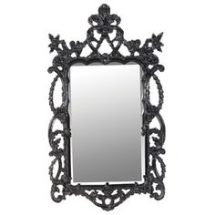 Ornate Black Mirror £99