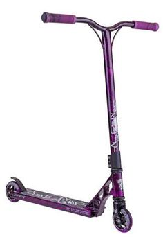 Grit 2014 Elite 4 Stunt Scooter - Laser Purple