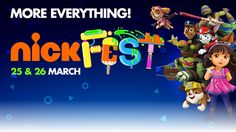 Date: 25 - 26 March 2017 Bigger and better than ever, NickFest will welcome thousands of kids and families to The TicketPro Dome in Johannesburg on 25 and 26 March for an amazing weekend of music and family fun, packed with entertainment, activities, events and experiences for all ages. 26 March, Families, Mario, Entertainment, Events, Activities, Amazing, Fun, Kids