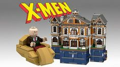 Lego Xavier's Mansion