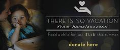 Feed a child for just 1.48!