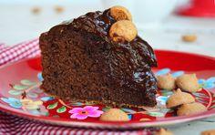 Torta de chocolate y amaretti / Tres Tenedores