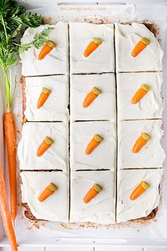 Simple but delicious carrot cake - no dairy Bunny Party, Cakes And More, Carrot Cake, Cake Decorating, Decorating Ideas, Dairy Free, Cake Recipes, Carrots, Muffin