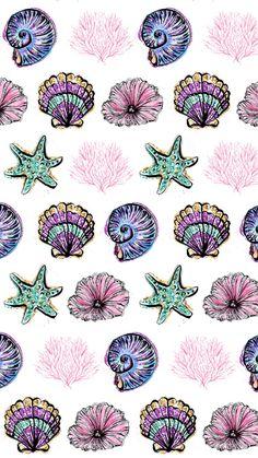 Pinterest: @EnchantedInPink Cute Backgrounds, Wallpaper Backgrounds, Iphone Wallpaper, Mermaid Wallpapers, Cute Wallpapers, Glitter Png, Nautical Wallpaper, Mermaid Pictures, 3d Prints