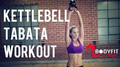25 Minute Kettlebell HIIT Workout with Kettlebell Exercises for Strength and Fat Burning Kettlebell Abs, Kettlebell Training, Full Body Kettlebell Workout, Flat Abs Workout, Abs Workout Video, Cardio Training, Tabata Workouts, Kettlebell Benefits, Weight Training