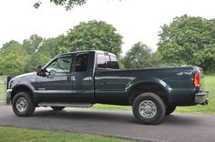 2004 Ford F-250 Super Duty Extended Cab 4WD Pickup w/ Powerstroke Diesel & 94K Actual Miles $18,000.00