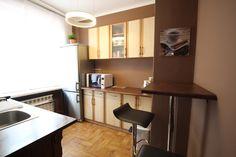 Apartament Brązowy,kuchnia  http://www.rainbowapartments.pl/apartament-brazowy/